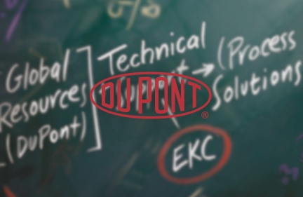 EKC Dupont Magazine Ad