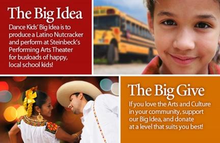 Dance Kids Eblast Campaign